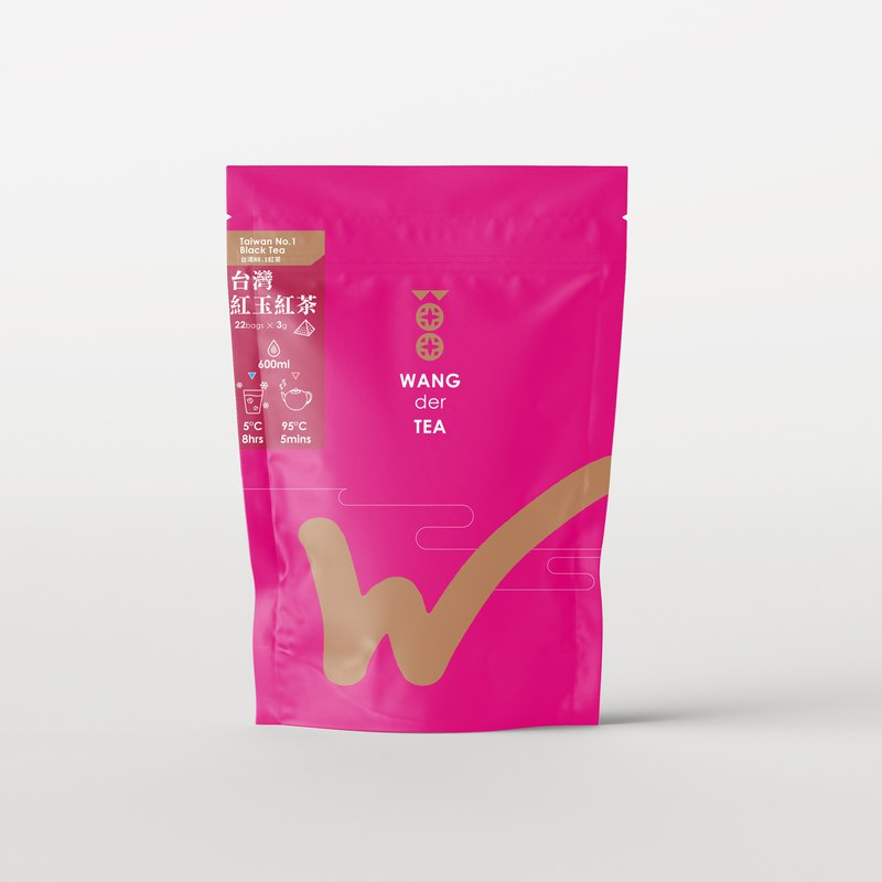 Taiwan No.1 Black Tea tea bag