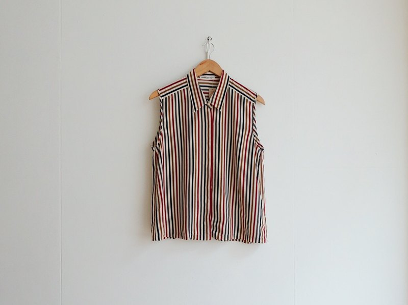 Vintage / Shirt / Sleeveless no.120 tk
