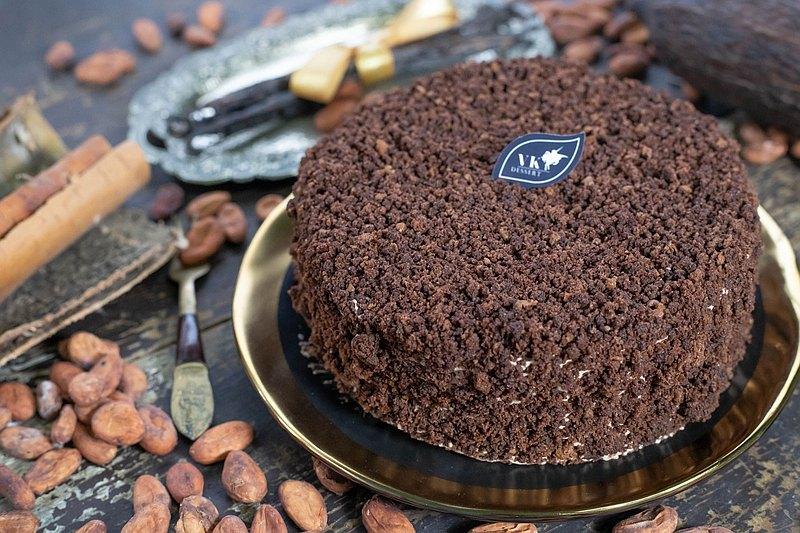 【母親節蛋糕】巧克力香草乳酪蛋糕
