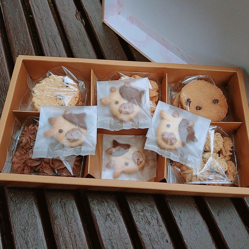【2021 端午禮盒】牛年手工餅乾禮盒
