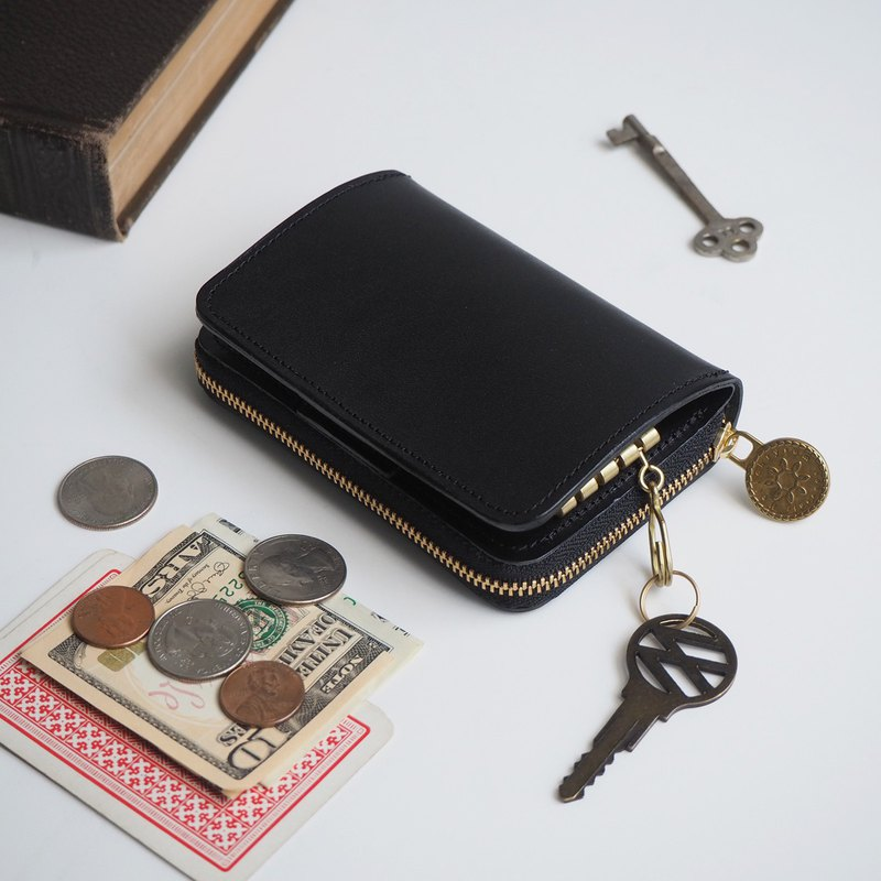 Key wallet / black ILL-1190