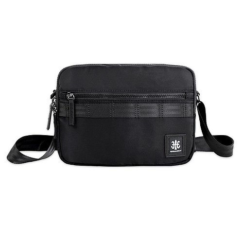 ROYAL ELASTICS - Knight Diablo Series Crossbody Bag - Black