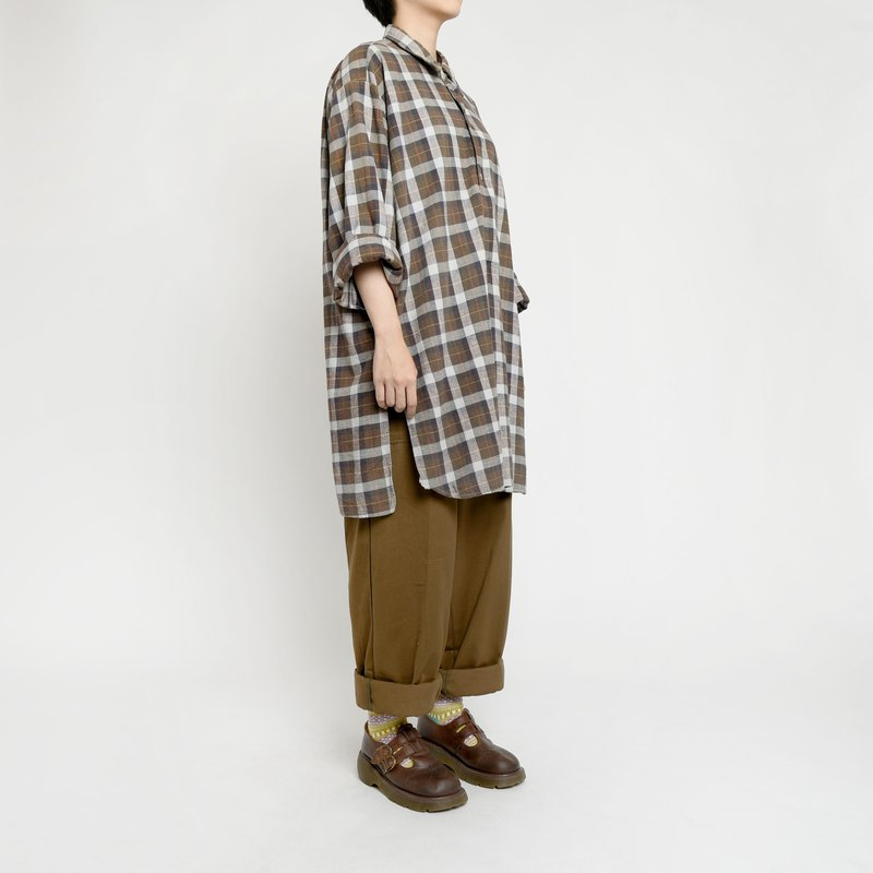Pullover European Long Shirt