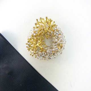 Exquisite - Japanese Style Brooch【Mini Pearls】【Wedding】【birthday gift】