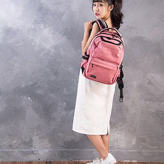 "SOLIS [ Heine 1797 Series ] 13"" Ultra+ premium laptop backpack(cherry blossom)"