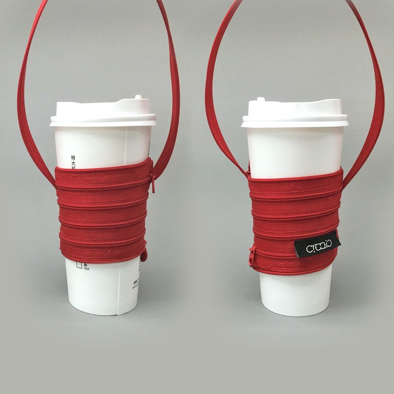 Cup Cup Purse [Red]