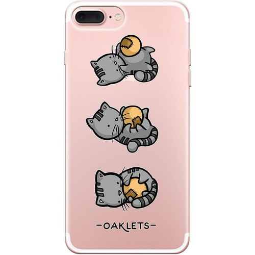 新創系列-【cats with balls】-Oaklets-TPU手機保護殼《iPhone/Samsung/HTC/LG/Sony/小米/OPPO》,AA0AF151