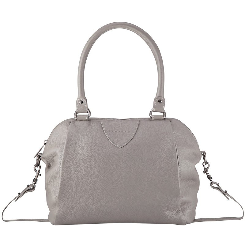 FORCE OF BEING Hand/Backpack_Light Grey/Light Grey