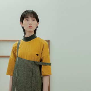 TRAN x FF&f x ACME Breakfast CLUB制服聯名 團型刺繡Tee