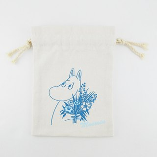 Moomin Moomin authorization - Pouch (Large): [Moomin]
