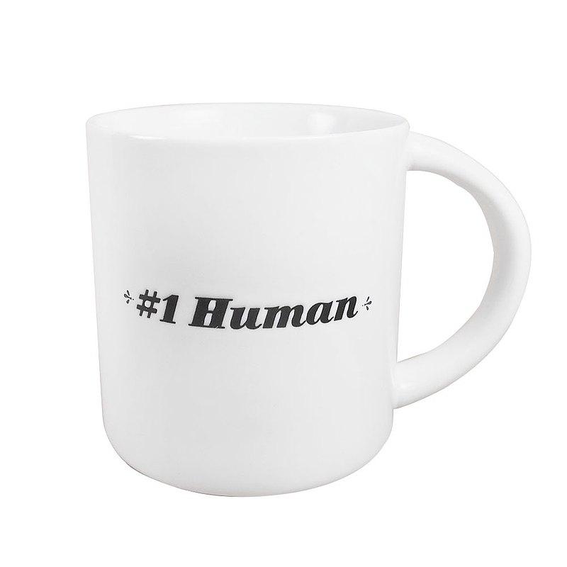 第一名人類【Hallmark-文字禮品 馬克杯】