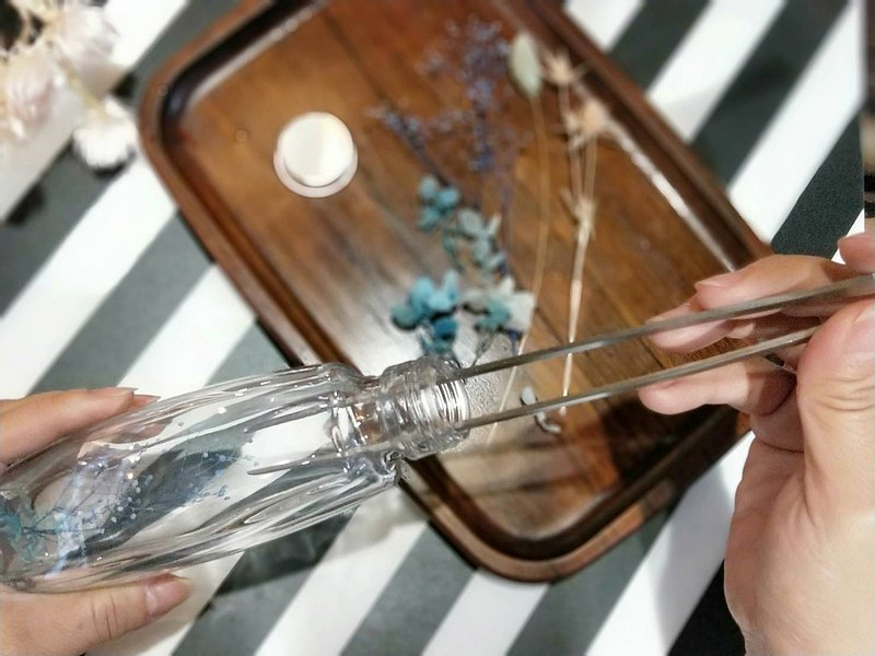 【母親節】Herbarium浮游花  手作課程【1人成團】