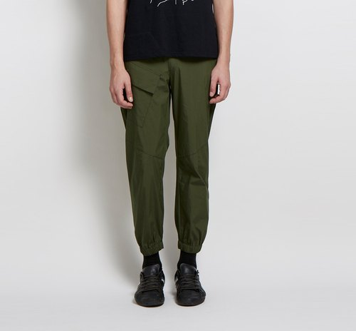 Follow me - squat leggings casual pants - Army Green