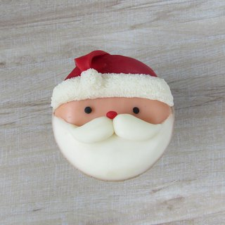 X'mas Christmas Limited Edition - Cupcake Soap (Santa Claus) #2018PinkoiXmas