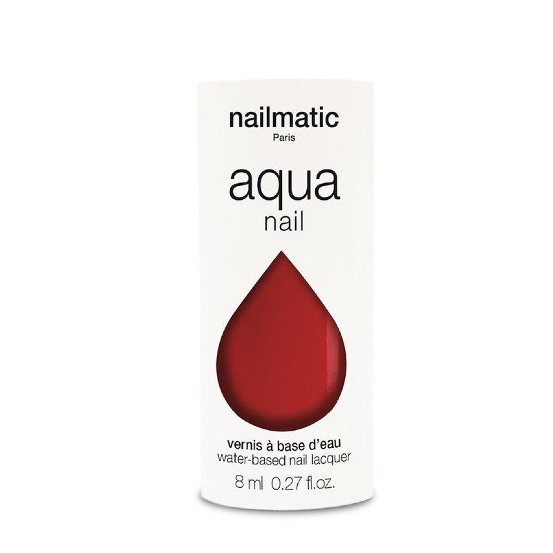 Nailmatic 水系列經典指甲油 - Airelle 朱紅