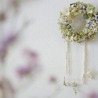 Dream catcher - season limited fresh garden / Valentine's Day / birthday / graduation / Christmas exclusive flower ceremony