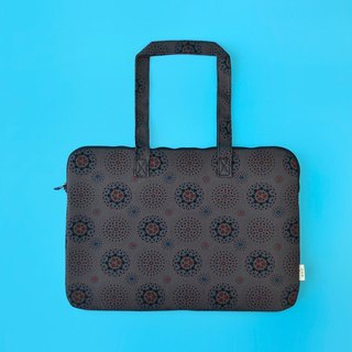 "15.5"" Laptop Case / Firework / Dark Night Grey"