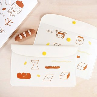 Yohand Loves Bread - Stationery Bag