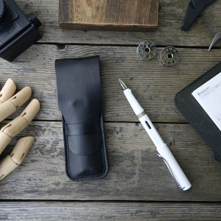 <CANCER流行實驗所> -Pen holster/pen/two/LAMY exclusive
