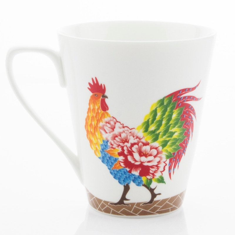Year of Rooster Mug-B3
