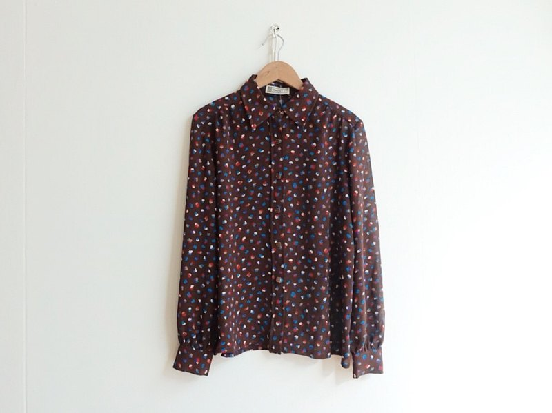 Vintage / Shirt / Long sleeve no.41 tk