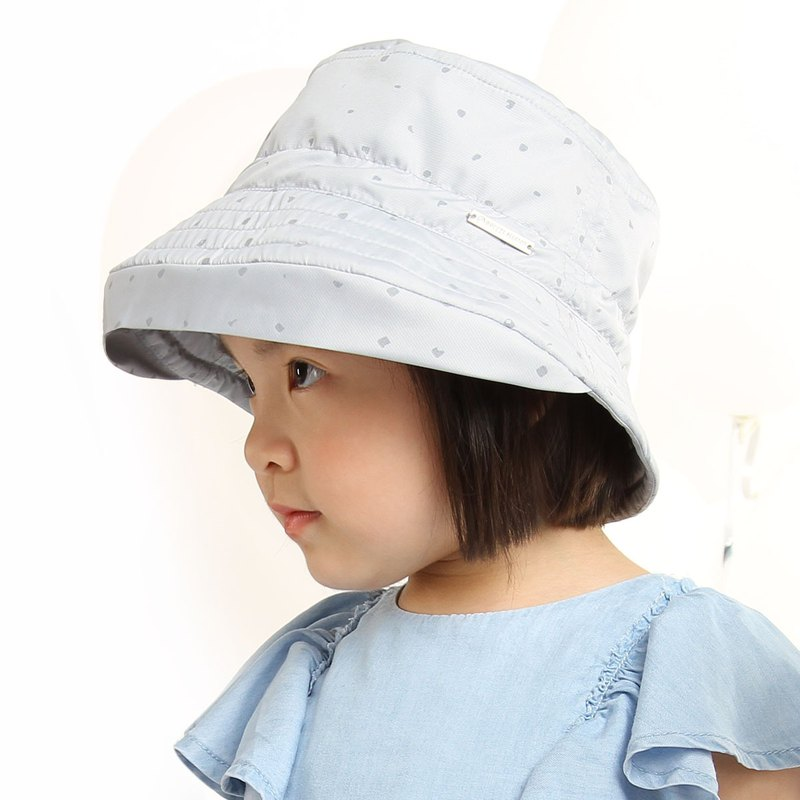 Water-repellent Packable Bucket Hat - Grey