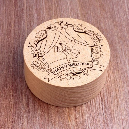 KOKOMU-Wedding Music Box