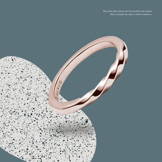 Rose Traveler [Classic Roundabout] Single Ring