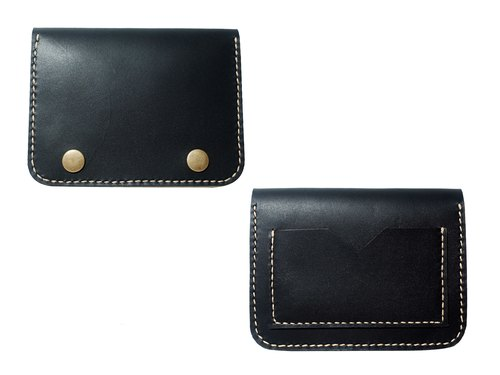 Leather Wallet (12 colors / engraving service)