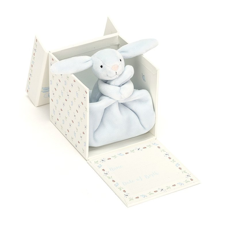 Jellycat My First Blue Bunny Soother