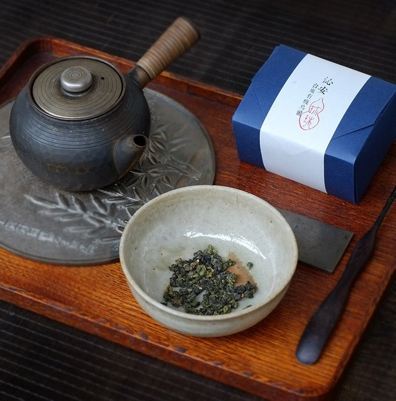 Qin Ann | natural farming oolong tea 150g | 800 Yuan