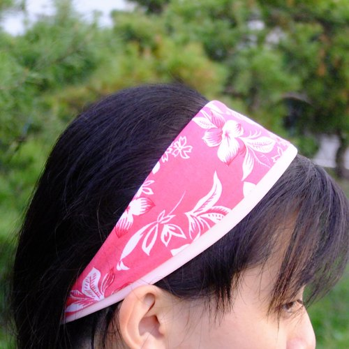 【SAKURA】Lycra Cozy Stretch Headband
