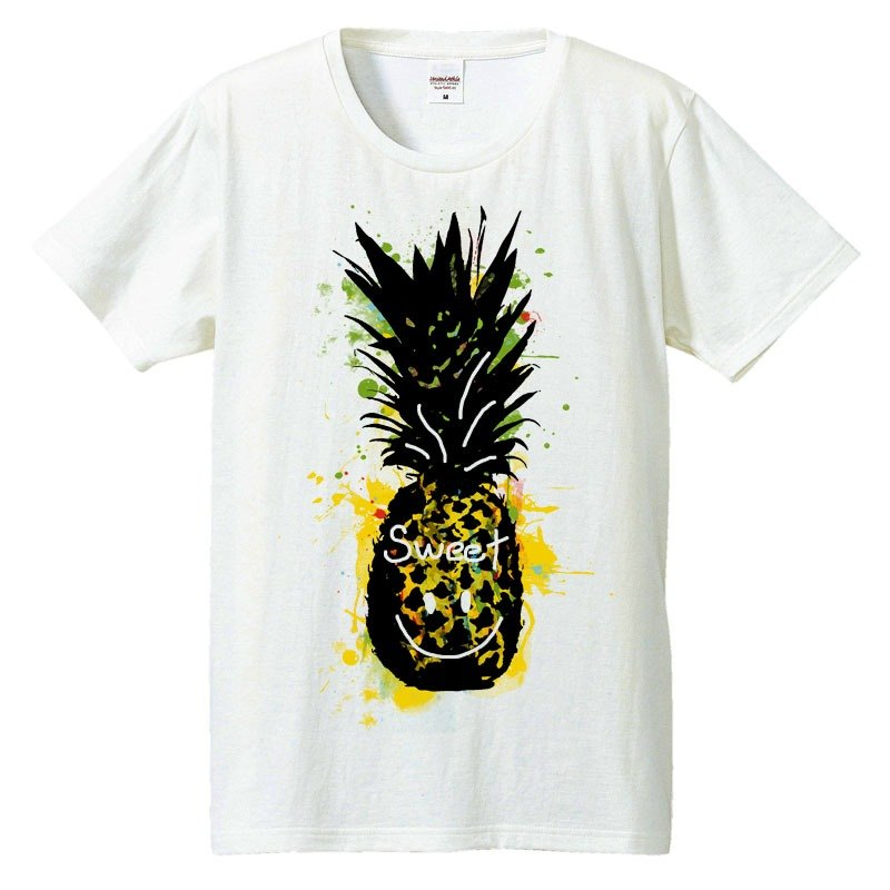 [T-shirt] Sweet pineapple