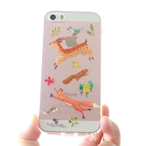 Animals phone case _ iPhone, Samsung, HTC, LG, Sony