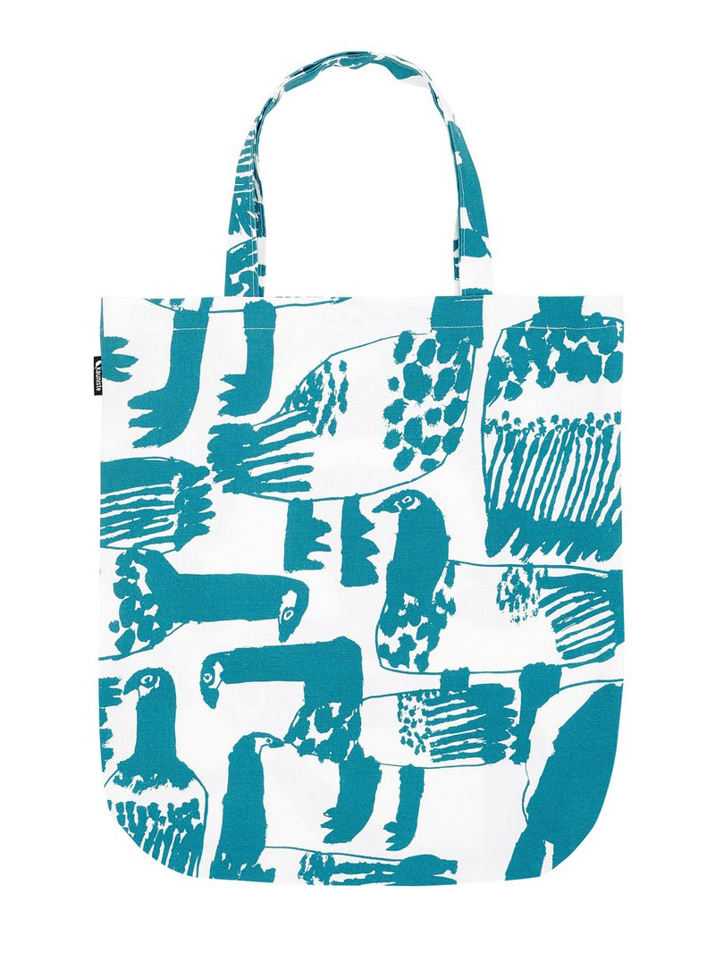 KAUNISTE Tote Bag - Seabirds