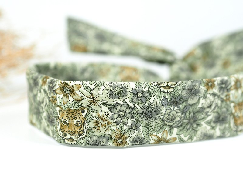 Hairband Headband tiger