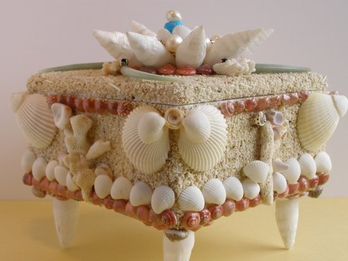 Pearl lotus Pack ---**jewelry box**