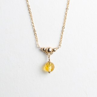 Citrine NECKALNCES