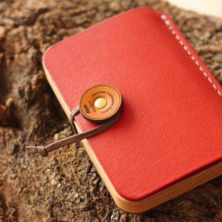 [Limited new leather leather business card case
