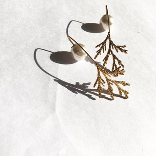 Golden Spike Series - Golden Earrings