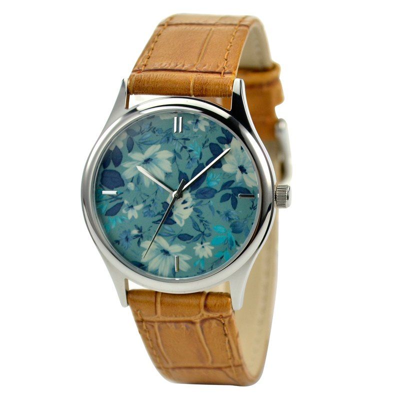 Floral Pattern Watch - Free shipping worldwide