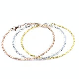 Sense MYS series fashion K gold bracelet