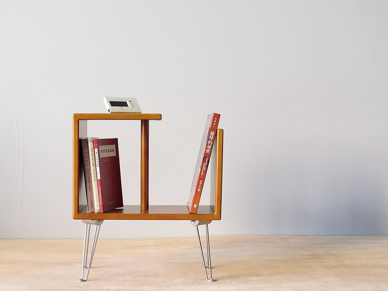 HO MOOD Music Series - String Bookcase (Folding Feet)