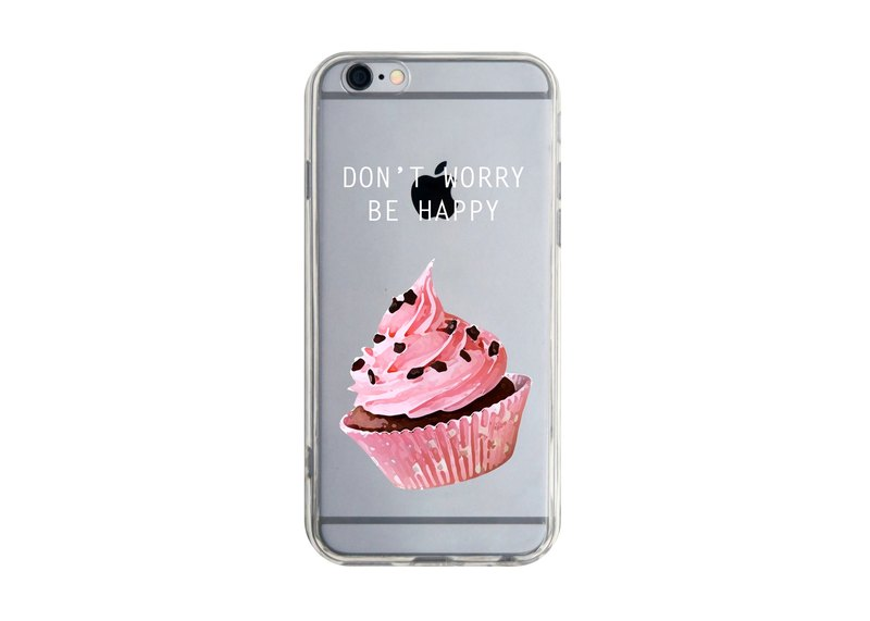 Cup cake A iPhone X 8 7 6s Plus 5s Samsung S7 S8 S9 phone case case