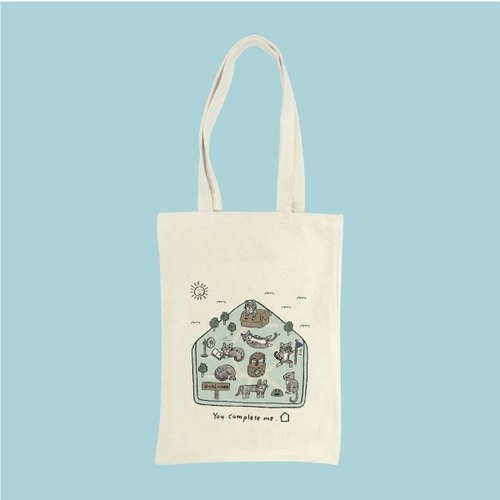 2017 new listing of environmentally friendly shopping bags / cat island, my home