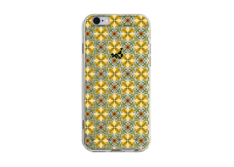 Yellow Kaleidoscope - Samsung S5 S6 S7 note4 note5 iPhone 5 5s 6 6s 6 plus 7 7 plus ASUS HTC m9 Sony LG G4 G5 v10 phone shell mobile phone sets phone shell phone case