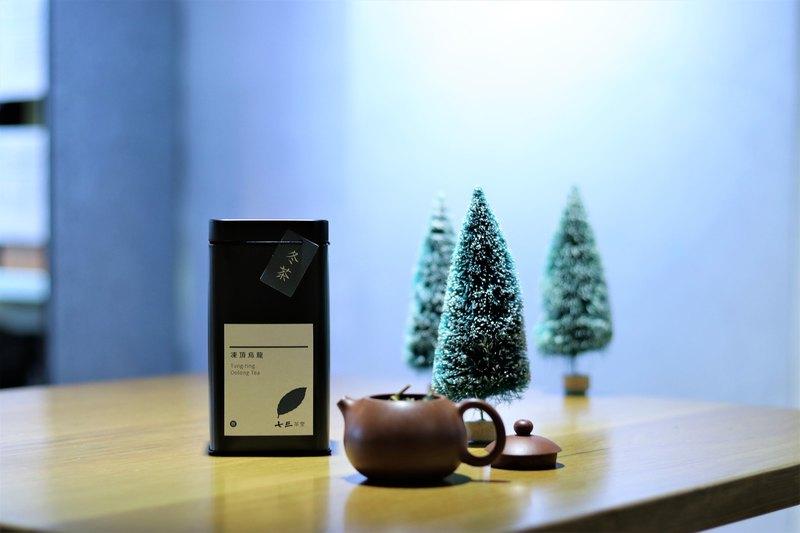 【2017冬摘】凍頂烏龍茶120g