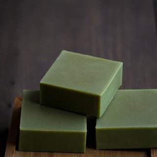 Tea cold process soap