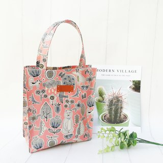 [Waterproof bag] Forest Bear