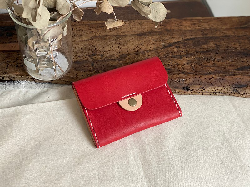 [Seasonal Sale] Full-fed Wallet Business Card Holder-Classic Color